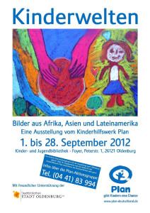 Ausstellung Kinderwelten 2012
